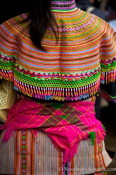 33-Flower Hmong Clothes, Bac Ha Market, Vietnam.jpg
