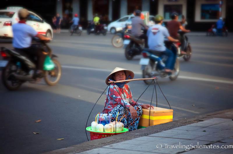 A Saturday Stroll in Sunny Saigon