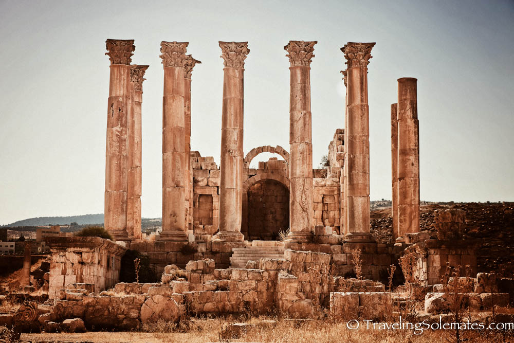11_Temple of Artemis, Jerash, Jordan