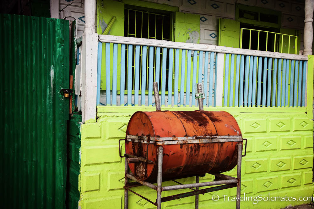 Colorful Home, Roseau, Dominica