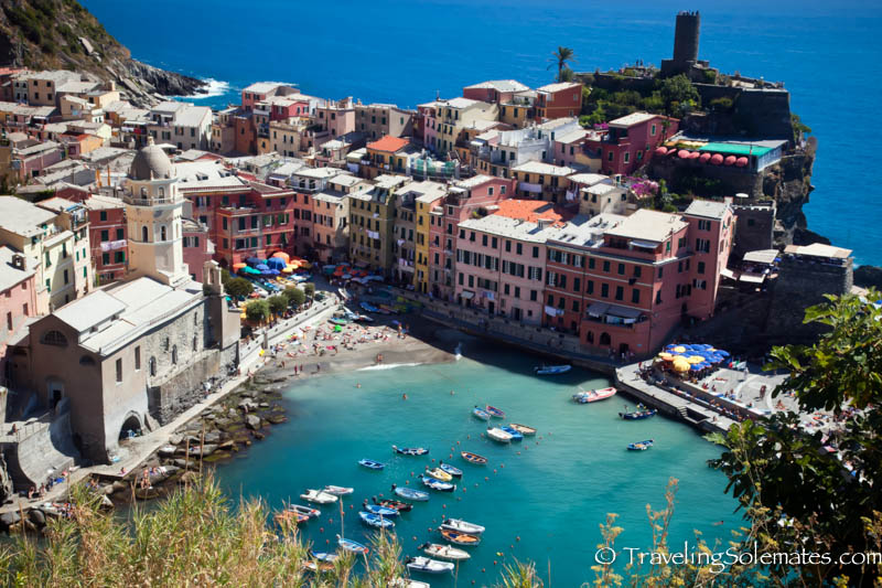 Vernazza Trail, Hiking in Cinque Terre, Italy