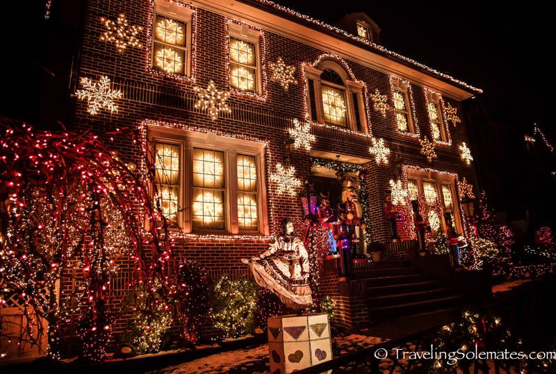 Brooklyn Christmas Lights Tour