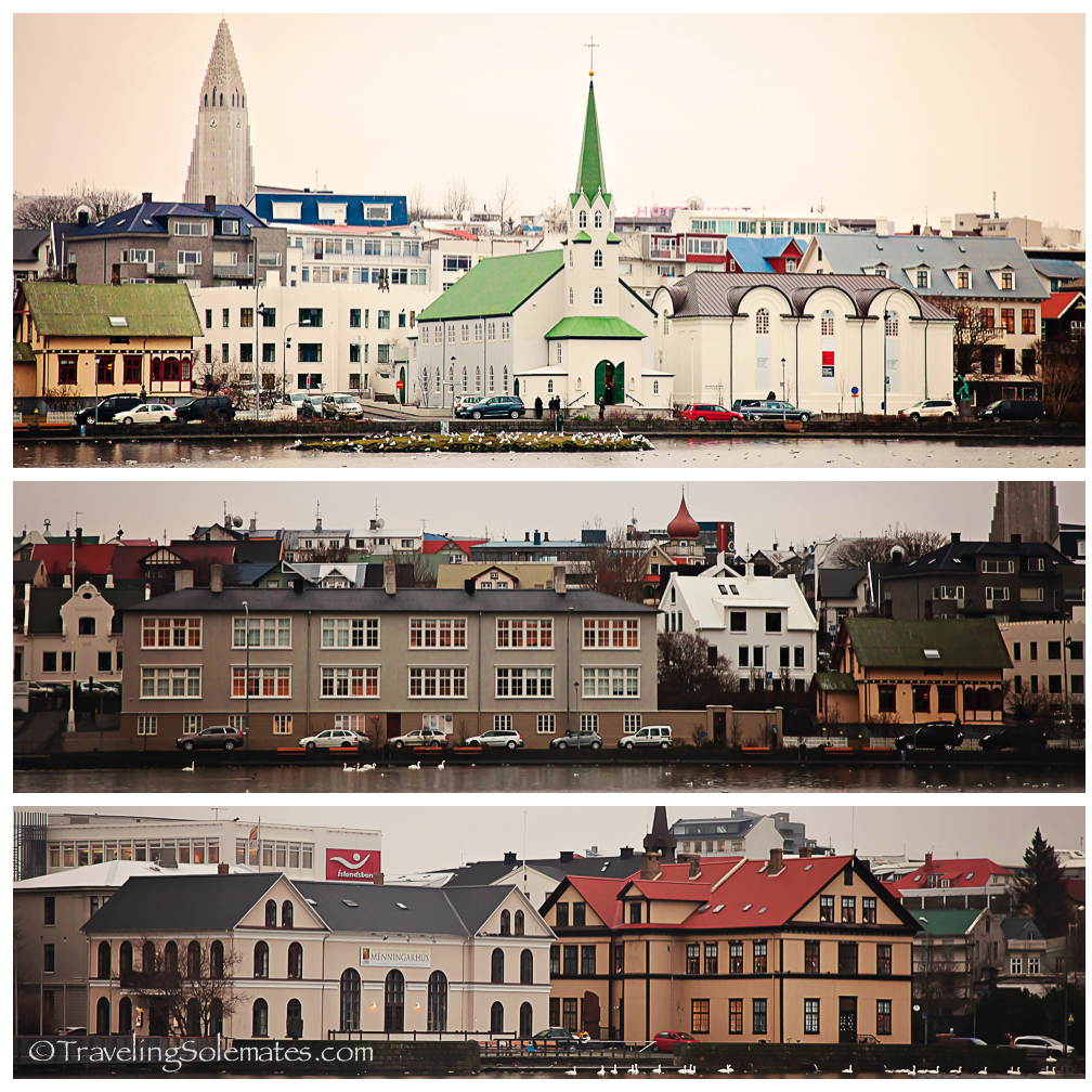 Colorful Buildings: The Colorful Cityscape Of Reykjavik